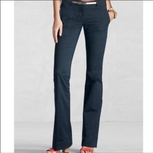 Cabi #252R Step Out Trouser Navy Blue Chino